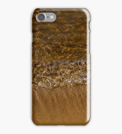 Indian Lake Tide 3 iPhone Case/Skin