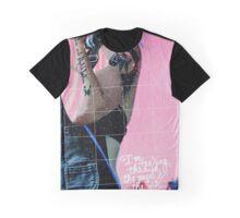 HALSEY [POTRAIT] Graphic T-Shirt