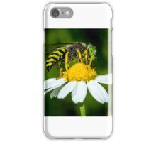 Green Eyed Bee iPhone Case/Skin