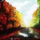 Autumn is coming by Richard Eijkenbroek