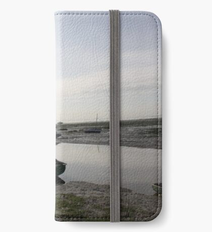 River Thames Estuary iPhone Wallet/Case/Skin