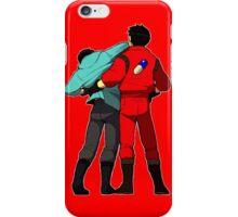 AKIRA - Kaneda and Tetsuo 'F**K OFF!' IPHONE ED. iPhone Case/Skin
