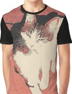 Human, cant you see Im bathing here? Graphic T-Shirt