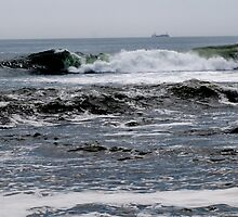 Breaking Wave by Barry Doherty