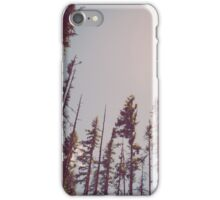 Forest Treetops iPhone Case/Skin