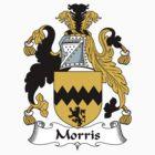 Morris Coat of Arms (Irish) by coatsofarms