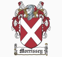 Morrissey Coat of Arms (Irish) by coatsofarms