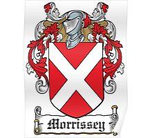 Morrissey Coat of Arms (Irish) Poster