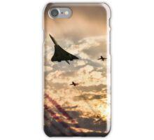 Concorde Arrow pass iPhone Case/Skin