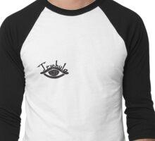 Trishula Eye Men's Baseball ¾ T-Shirt