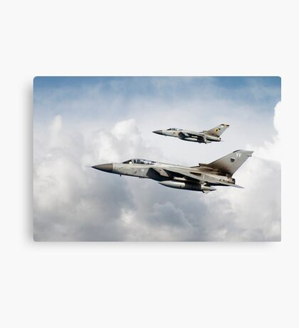 The F3 Tornado Canvas Print