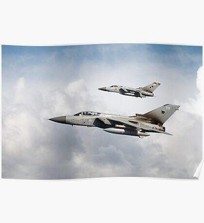 The F3 Tornado Poster