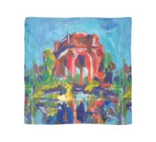 Palace of Fine Arts San Francisco California Picture Scarf
