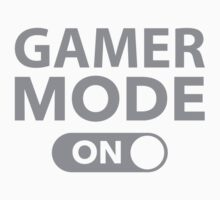 Gamer Mode On by DesignFactoryD