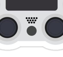 This Is For The Players - PS4 Controller White Sticker
