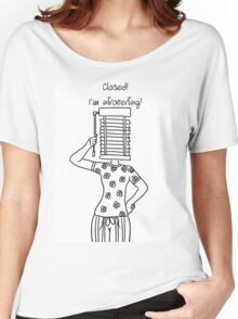 introvert time Women's Relaxed Fit T-Shirt