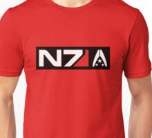 Choose Your N7 Color Unisex T-Shirt