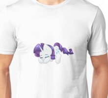 Sleeping Rarity - My Little Pony Unisex T-Shirt