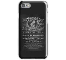 Buffalo Bill - Wild West iPhone Case/Skin