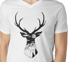 Winter of Our Youth Mens V-Neck T-Shirt