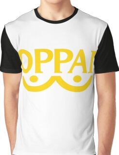 One Punch Man / OPM - OPPAI Graphic T-Shirt