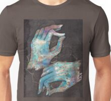 Anahata - heart chakra mudra  Unisex T-Shirt
