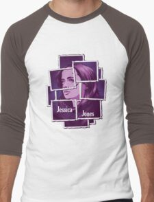 JESSICA JONES Men's Baseball ¾ T-Shirt