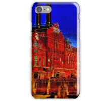 Baltimore's Power Plant at Night, Inner Harbor Baltimore, Maryland  iPhone Case/Skin