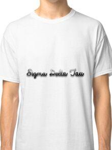 Black to Grey SDT  Classic T-Shirt