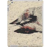To rest young padawan master needs, disturb, thou shall not.  Yes, hmmm. iPad Case/Skin