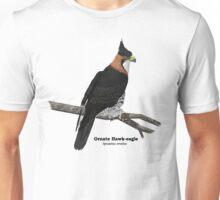 Ornate Hawk-eagle Unisex T-Shirt
