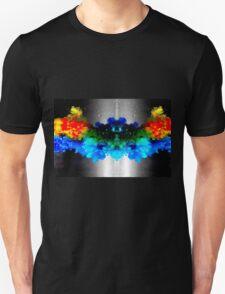 colour contrast Unisex T-Shirt