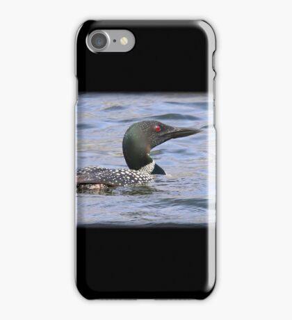 Loon Look iPhone Case/Skin