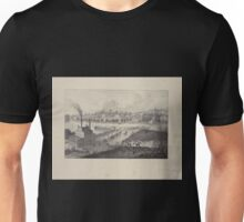 723 Water works on the Schuylkill River Unisex T-Shirt