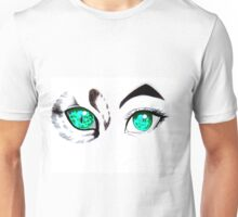Animal Eyes - Cat Unisex T-Shirt