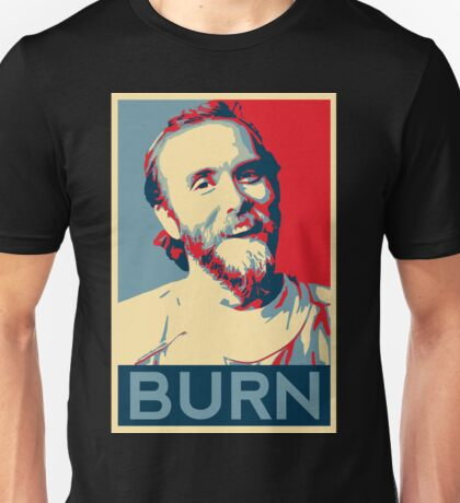 Varg Vikernes - BURN Unisex T-Shirt