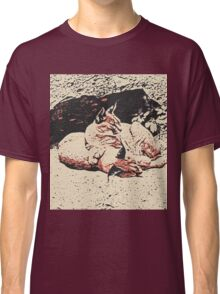Comfy? Yeah, right, do not disturb yourself mate. Classic T-Shirt