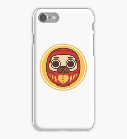 Puglie Daruma iPhone Case/Skin