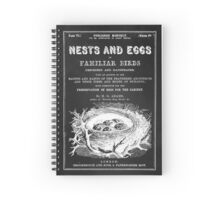 Nests and Eggs Spiral Notebook