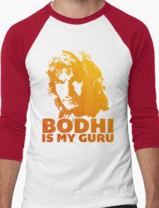 Bodhi Is My Guru Men's Baseball ¾ T-Shirt