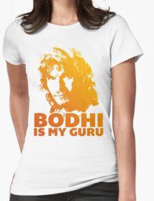 Bodhi Is My Guru Womens Fitted T-Shirt
