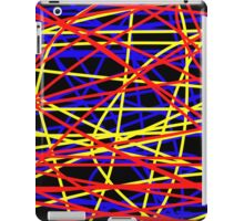 Primary Chaos iPad Case/Skin