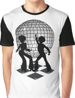 Retro Music DJ! Feel The Oldies! Graphic T-Shirt