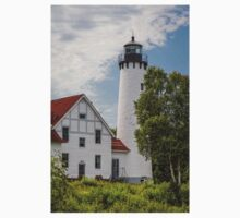 Point Iroquois Lighthouse - Michigan Kids Clothes