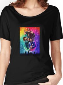 Coldplay5 Women's Relaxed Fit T-Shirt