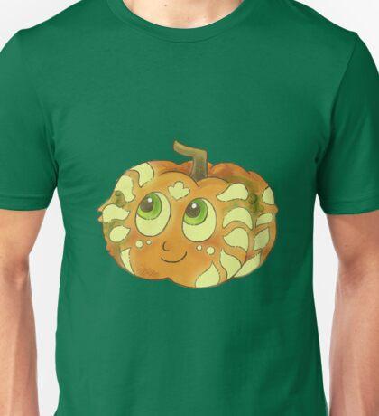 Wally Pumpkin Halloween Lantern Unisex T-Shirt