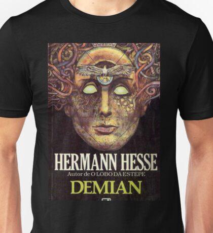 Demian Book Cover Unisex T-Shirt