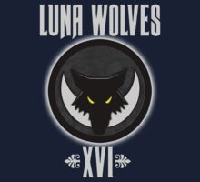 Luna Wolves XVI - Warhammer by Groatsworth