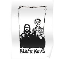 The Black Key Poster