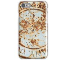 Deere and Mansur 2 iPhone Case/Skin